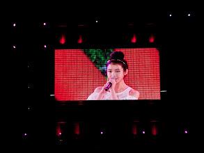 Photo: IU performing 'You & I'