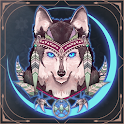 Wolf And Moon : Sudoku icon