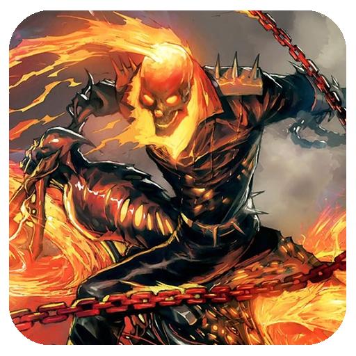 Warrior of Ghost Rider