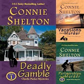 Charlie Parker New Mexico Mystery Series