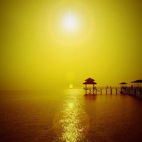 Kenji by Lensa Surabaya - Landscapes Sunsets & Sunrises ( lensa surabaya kenjeran beach )
