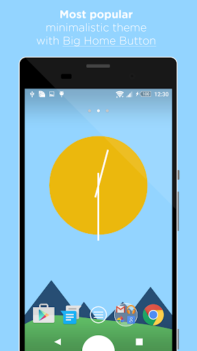 Minimal BHB Theme Android 5.x