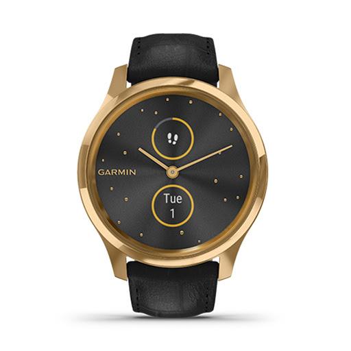 Garmin Vivomove Luxe-Gold,BlackEmbossedLeather_1.jpg