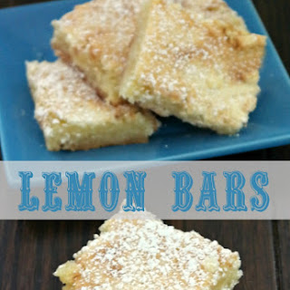 Lemon Bars for a Delicious Sweet Treat! Recipe
