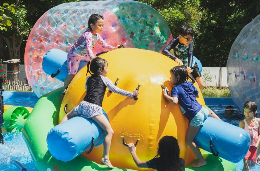 kids destination bali - jungle play