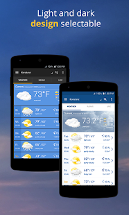 wetter.com - Weather and Radar- screenshot thumbnail