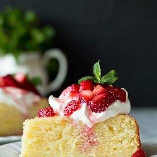 Lemon Ricotta Cake.
