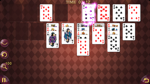 FreeCell android2mod screenshots 4