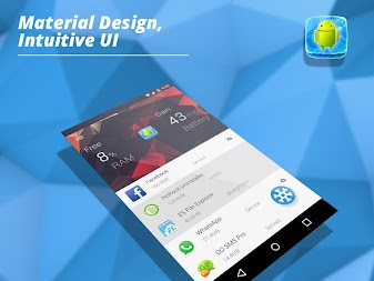 App Freezer: Force stop background apps (No root) APK screenshot thumbnail 2