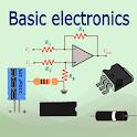 Basic electronics  - Learn electronics icon