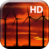 Giant Windmill Live Wallpaper