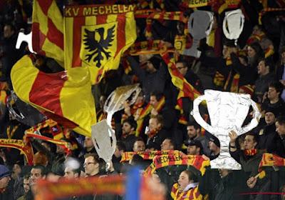 """Mechelse fans uiten ongenoegen na straffe beweringen van Beerschot Wilrijk: """"De kans op confrontaties stijgt hierdoor sterk"""" & """"Geen bezoekende supporters toelaten"""""""