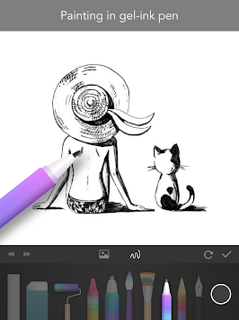 PaperOne:Paint Draw Sketchbook APK screenshot thumbnail 12