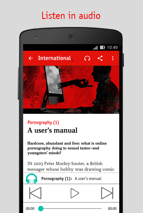 The Economist- screenshot