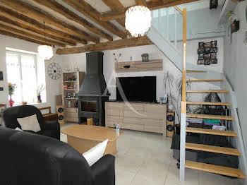 Maison 3 pièces 58,82 m2
