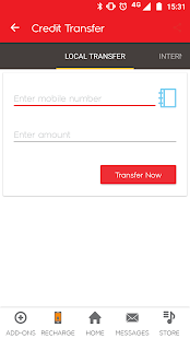 My Ooredoo (Maldives)- screenshot thumbnail
