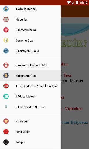 Ehliyet Sinav Sorulari 2020 screenshot 2