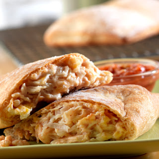 Southwest Chicken Calzones