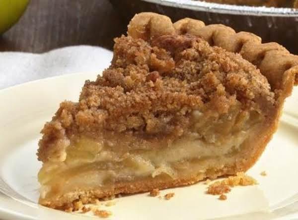 Brown Butter Creamy Apple Pie Recipe