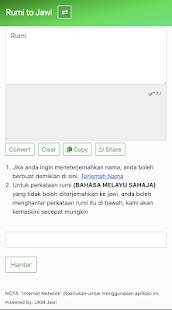 Rumi Ke Jawi Apps On Google Play