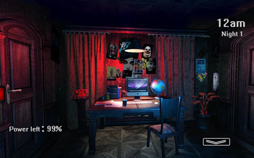 Five Nights at Haunted House: Survival Horror Game 1.2 screenshots 1