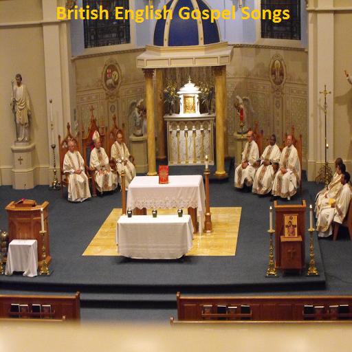 British English Gospel Songs