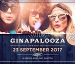 Ginapalooza - Spring Edition : Ginapalooza