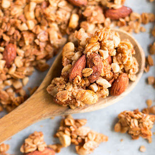 Big Cluster Toffee Nut Granola