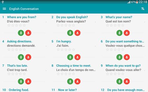 English conversation daily 1.1.7 screenshots 9