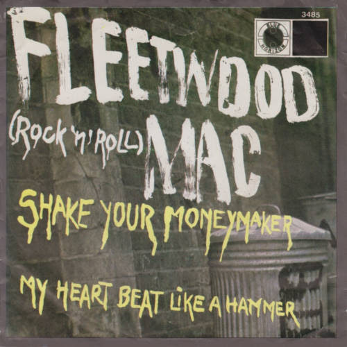 Shake Your Moneymaker / My Heart Beat Like A Hammer