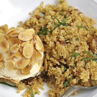 Sweet Couscous with Rosewater