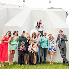 Wedding photographer Aleksandr Moroz (AlexanderMoroz). Photo of 22.07.2016