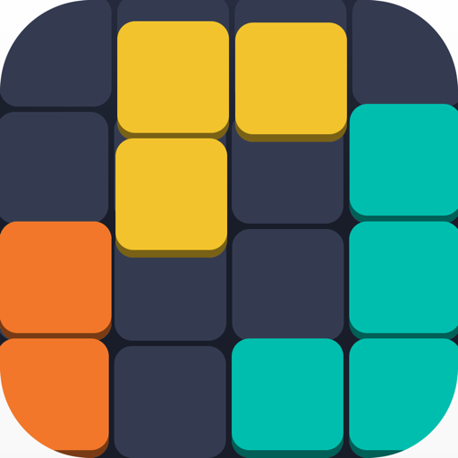 Hex Fill : Square & Hexagon Blocks Puzzle Android APK Download Free By GudoGames