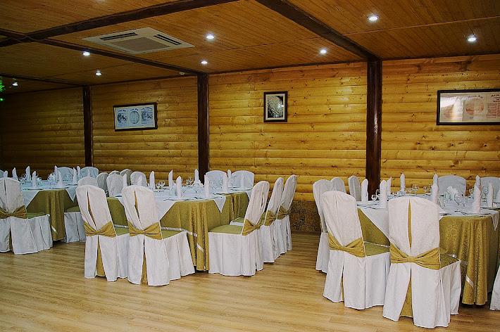 Фото №1 зала Деревянный зал