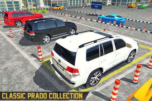 Prado luxury Car Parking: 3D Free Games 2019 60.7.2 screenshots 2