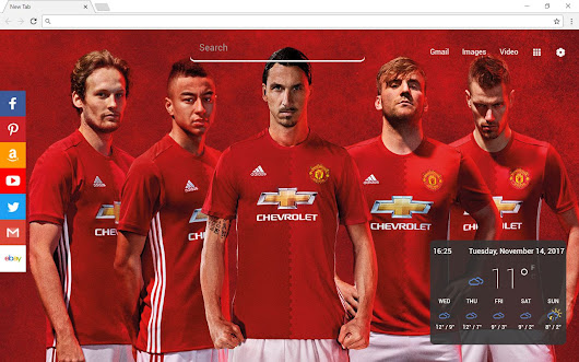 Manchester United Backgrounds & Themes