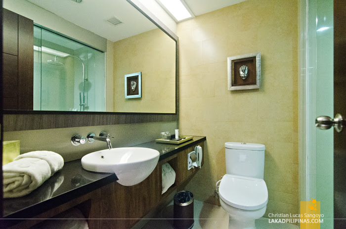 Royal Ambarrukmo Hotel Yogyakarta Toilet