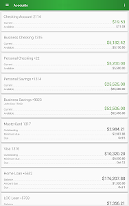 Clinton Savings Bank Mobile screenshot 5