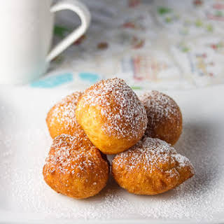 Zeppole With Yeast Recipes.