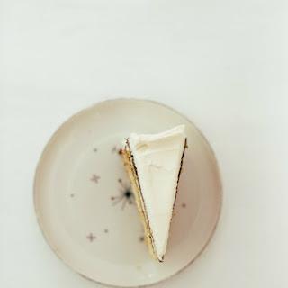 Honey Cake with Caramel Buttercream.