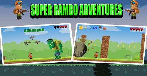 Super Rambo Adventures apkmind screenshots 6