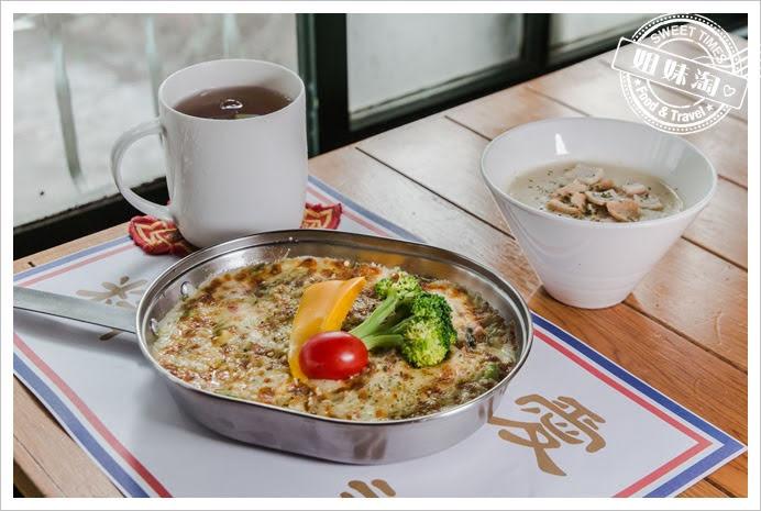 麗貞館焗烤飯