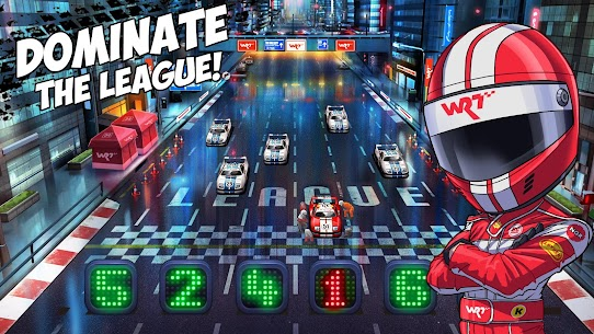 Mini Motor Racing WRT Apk Download For Android 3
