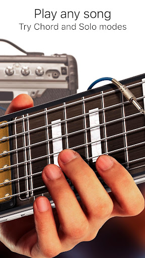 Real Guitar Free - Chords, Tabs & Simulator Games screenshot 2