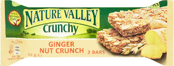 Nature Valley Bar - Ginger Nut Crunch, 42g