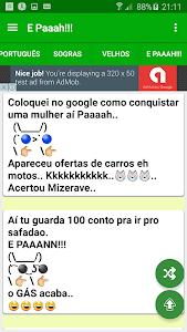 Top Piadas + Aí Paaah Tirinhas screenshot 3