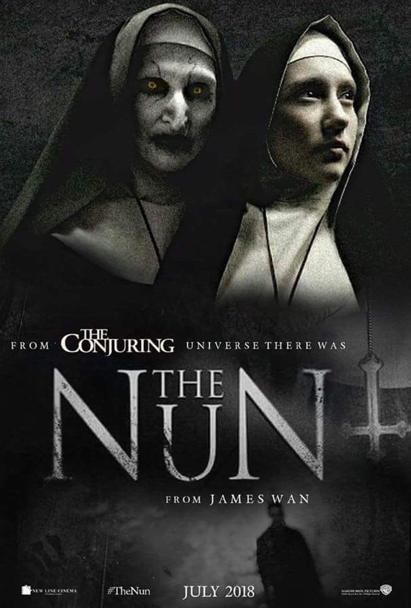 ผลการค้นหารูปภาพสำหรับ THE NUN (2018)