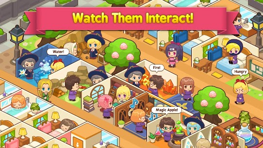 Magic School Story Mod Apk (Unlimited Diamond ) 4
