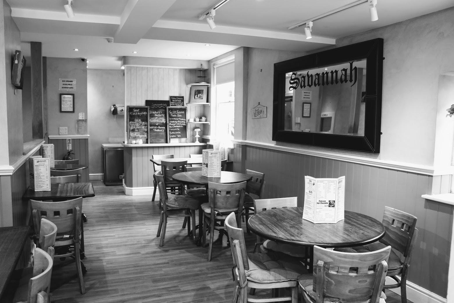 Savannah Cafe and Coffee Shop Tenterden