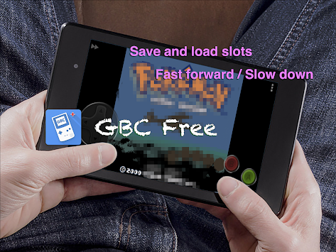 Emulator for GBC Free Game EMU apk screenshot